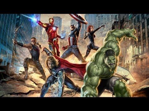 Cinemark Theaters Offering Avengers Marathon For $20