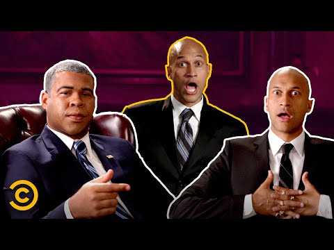 The Best of Obama and His Anger Translator, Luther - Key & Peele