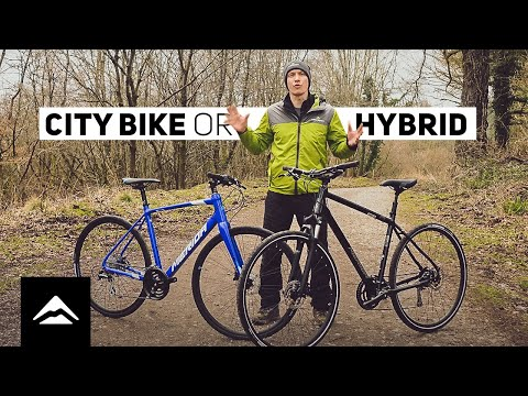 MERIDA CROSSWAY or MERIDA SPEEDER? City bike or hybrid?  Which is the best choice for you?