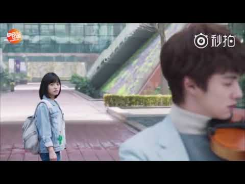 "[RAW] Meteor Garden ""Hua Ze Lei Playing The Violen For Shan Cai"""