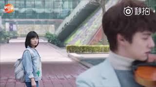 Raw  Meteor Garden hua Ze Lei Playing The Violen
