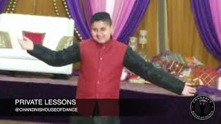 Family Performs at Reception  | Punjabi Wedding Performance | Bollywood Wedding Dance|