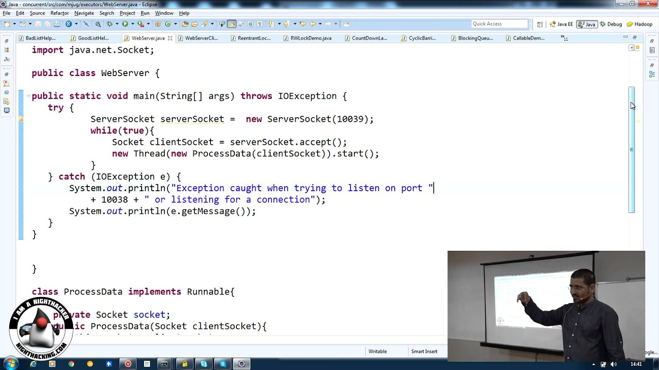 Concurrent programming with java youtube concurrent programming with java baditri Gallery