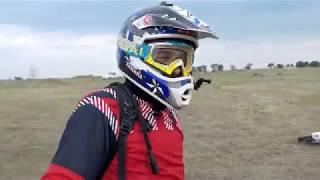 Эндуро тренировка  Обучение сына на квадроцикле