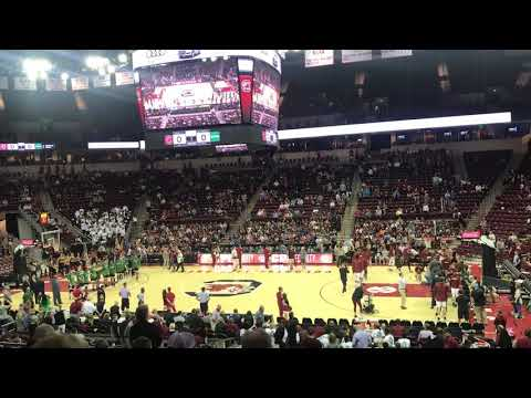Gamecock Men's Basketball Intro 18-19