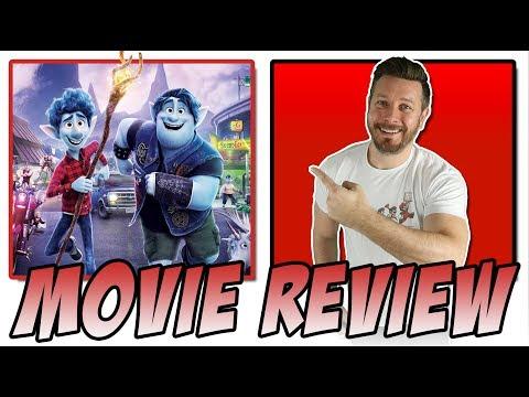 Onward (2020) - Movie Reviews (A Pixar Film)