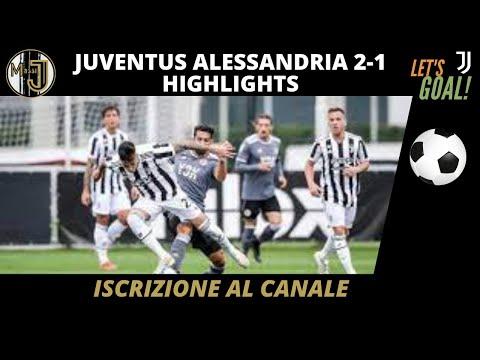Juventus - Alessandria 2:1