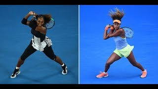 Naomi Osaka vs SERENA Williams Japanese crushes Serena