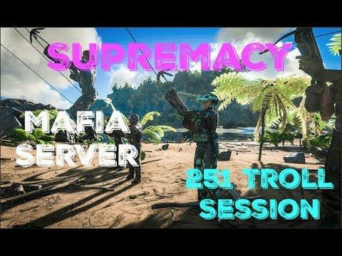 Supremacy Trolls Mafia Server 251  Django Alliance