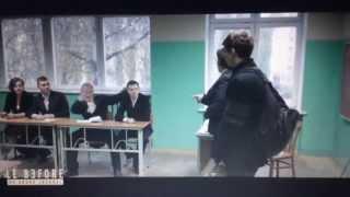 Фильм 'Племя' на французском канале 'Canal+'