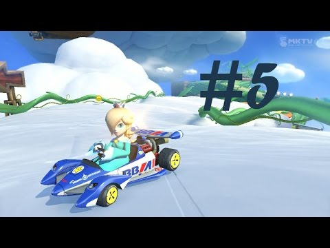 #5 - Rosalina on Rosalina! - Mario Kart 8 Online Races