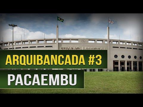 Arquibancada #3 - Pacaembu