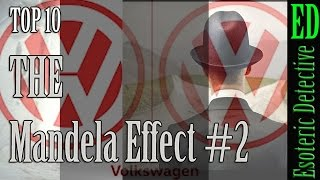 10 MORE Mandela Effects that MIGHT be happening to YOU | Plus Updates #MandelaEffect