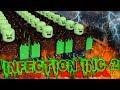 ZOMBIE FABRIEK TYCOON !! | Roblox Infection Inc. 2