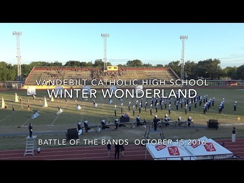 Vandebilt Catholic High School...Winter Wonderland 10-15-2016