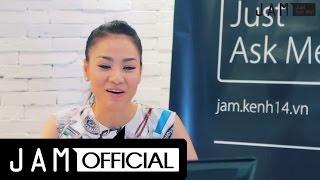 [JAM] Thu Minh lên tiếng về Trúc Nhân và Hương Tràm