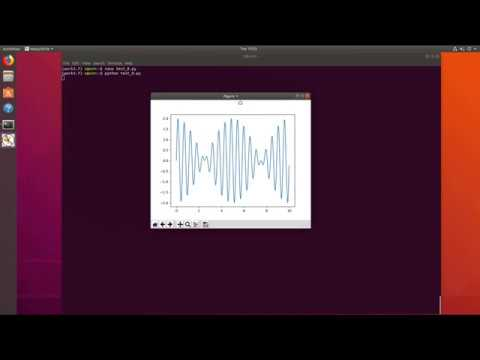 Install NumPy, SciPy, Matplotlib and OpenCV for Python 3 on Ubuntu