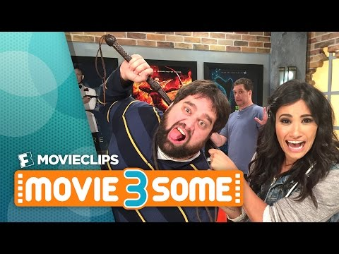 Movie3Some: Episode 19 - Andy Signore