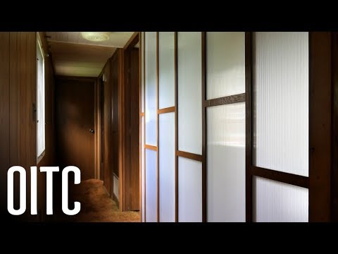 DIY Polycarbonate Walls Mobile Home Bedroom Remodel