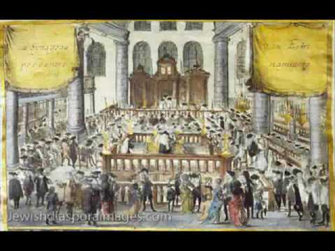 Baroque Jewish music from the Portuguese Synagogue in Amsterdam