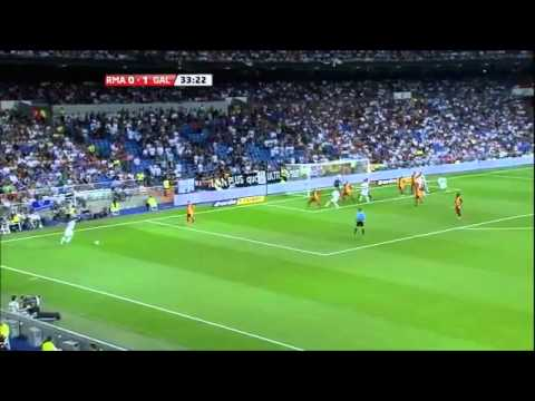 Real Madrid : Galatasaray 2-1 ALL GOALS  (Frindly Match 24.08.2011)