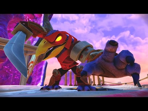 Skylanders: Trap Team - Tae Kwon Crow - Part 39