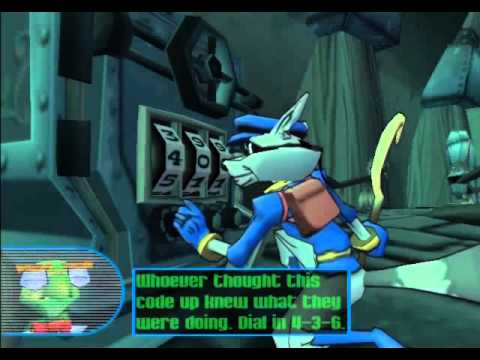 PS2 Longplay [082] Sly Cooper and the Thievius Raccoonus (part 1 of 4)