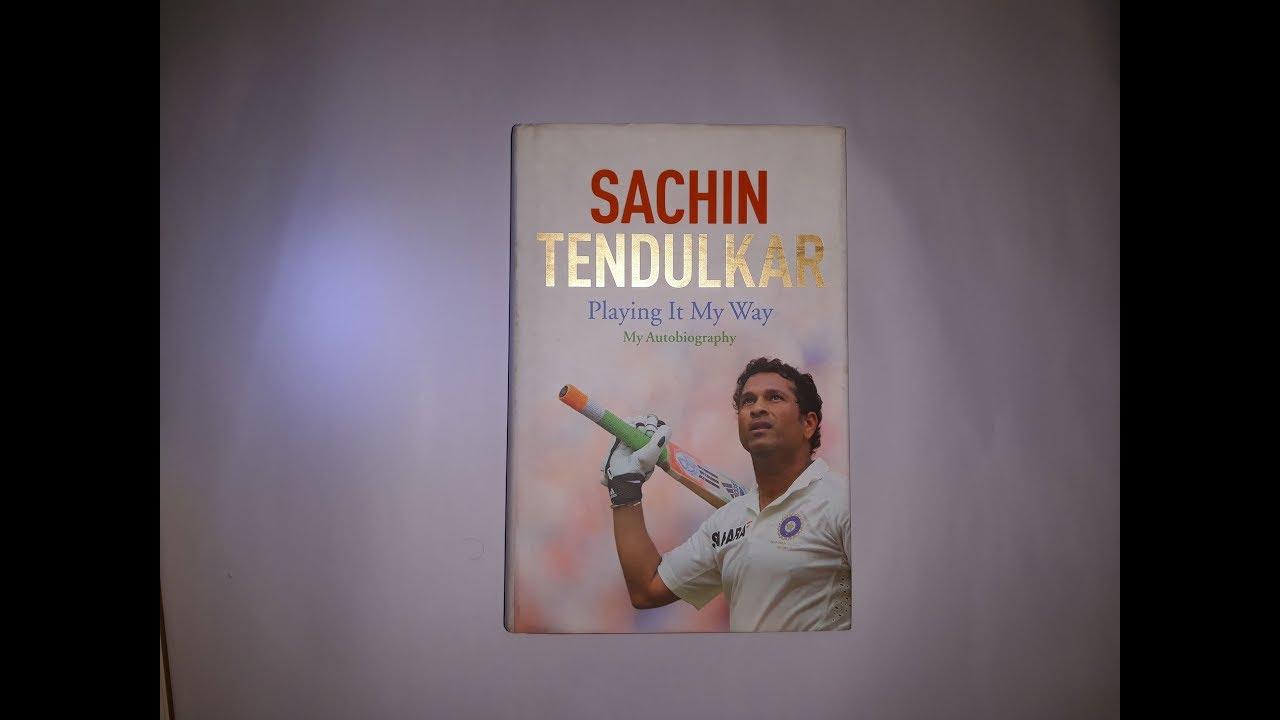 Sachin Tendulkar Book