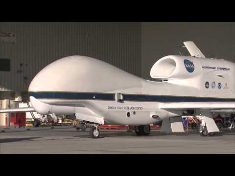 Uncrewed Global Hawk To Fly High For Climate Change Data | Video