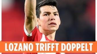 Lozano macht Außenseiter Venlo platt | PSV Eindhoven - VVV-Venlo 4:0 | Highlights | Eredivisie