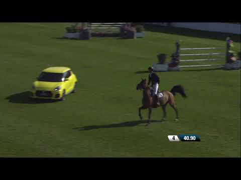 Richard Howley Wins The Sunshine Tour Diputacion de Cadiz 3* Grand Prix