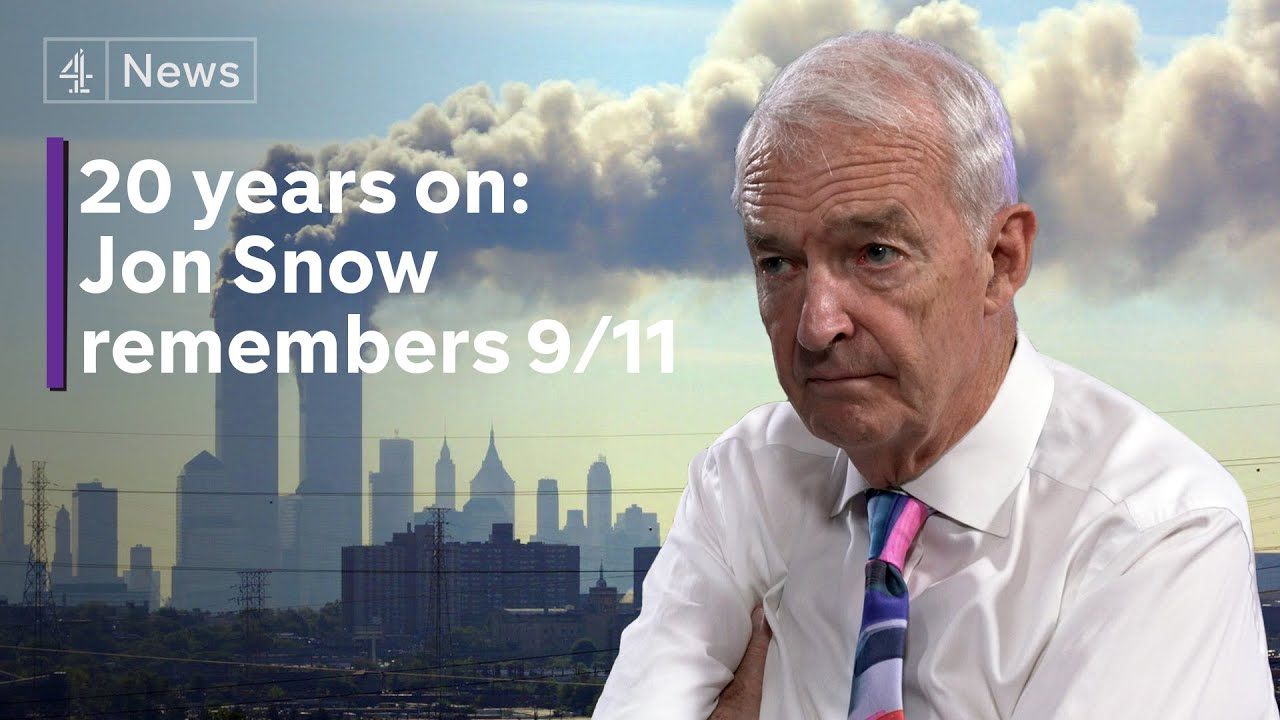 Remembering 9/11 20 years later - coverage of the September 11 ...