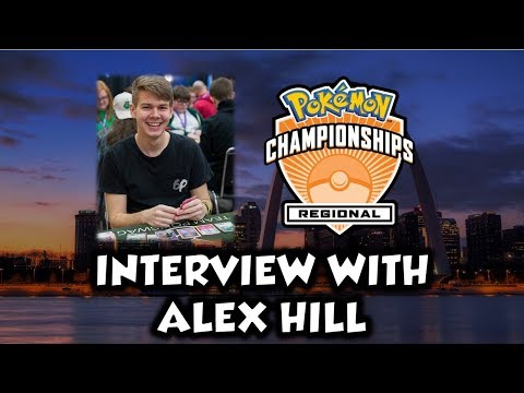 Interview with Alex Hill | Top 4 St. Louis Regional Championship Finisher