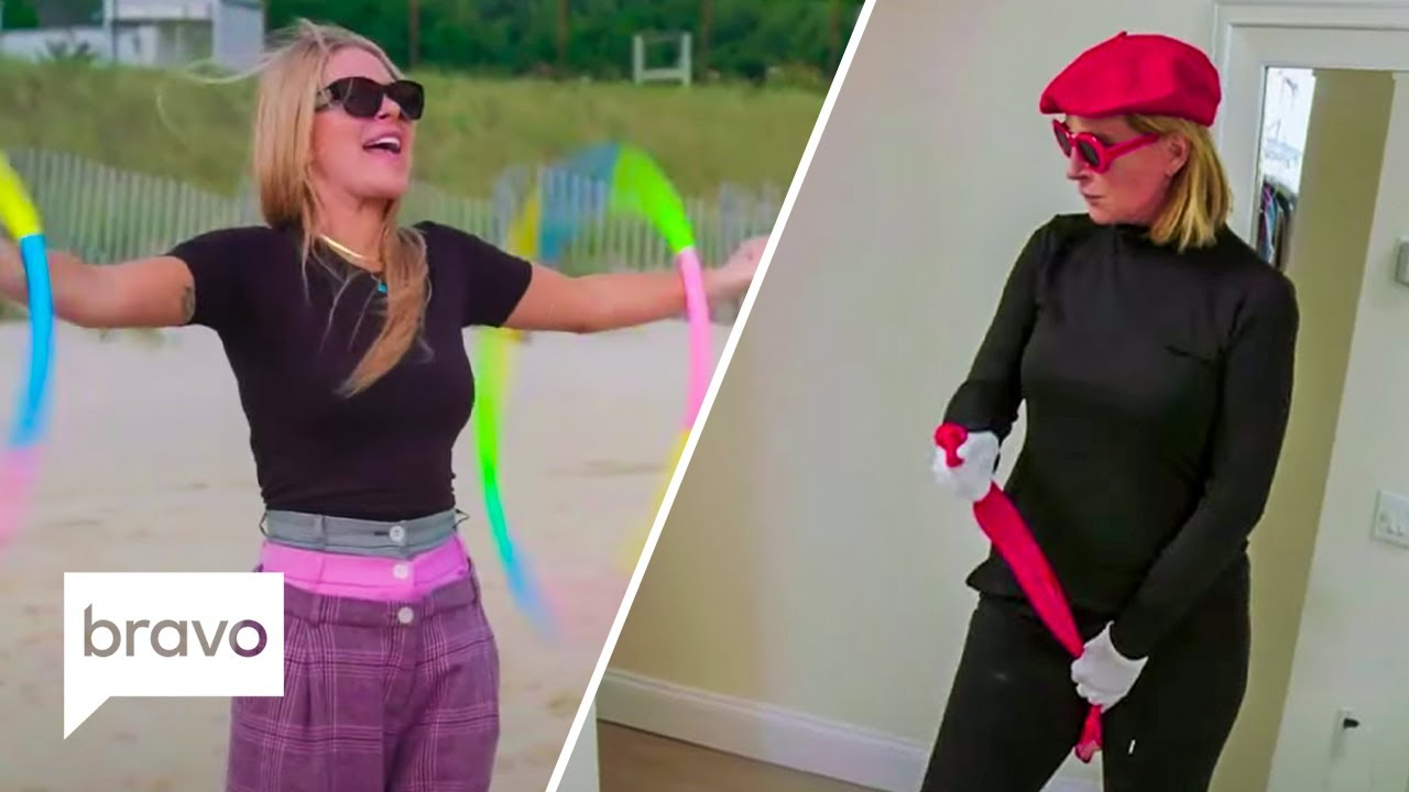 The Real Housewives of New York City Are Broadening Their Horizons | RHONY Highlight (S13 E6)
