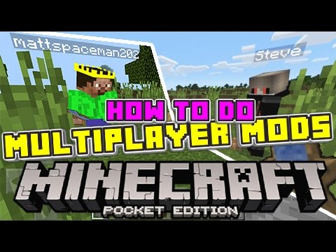Mod friend minecraft pe android | Multiplayer for Minecraft