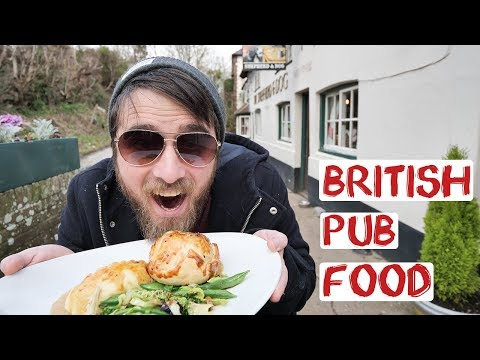 Traditional British Pub Food & Countryside Walk | West Sussex | England Road Trip Travel Vlog 5