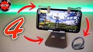 4 Accesorios interesantes para smartphone o tablet