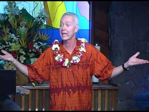 Welcome to Unity Church of Hawaii, Rev. Sky St. John