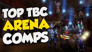 The Best Arena Comps In TBC Classic