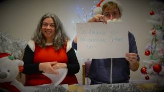 A Christmas Message | For The Henshaws College Staff