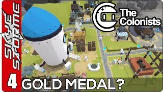 The Colonists ◀ CAN WE GET THE GOLD MEDAL WIN? ▶ Ep 4