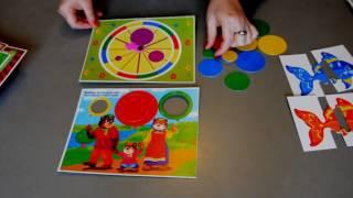 Дидактические игры для детей дошкольного возраста. ОАО РАДУГА.