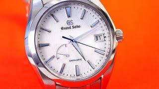 Почему эти Grand Seiko стоят 400,000₽?