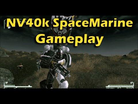 Warhammer 40k Conversion mod for Fallout: New Vegas - Mod DB