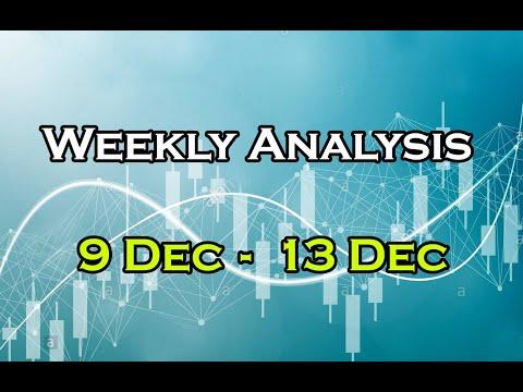 FOREX Weekly Analysis 9 - 13 December