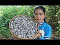 Awesome Cooking Fried Fish Ball Using 1000+ Fish Recipe-Cook Delicious Recipes -Village Food Factory