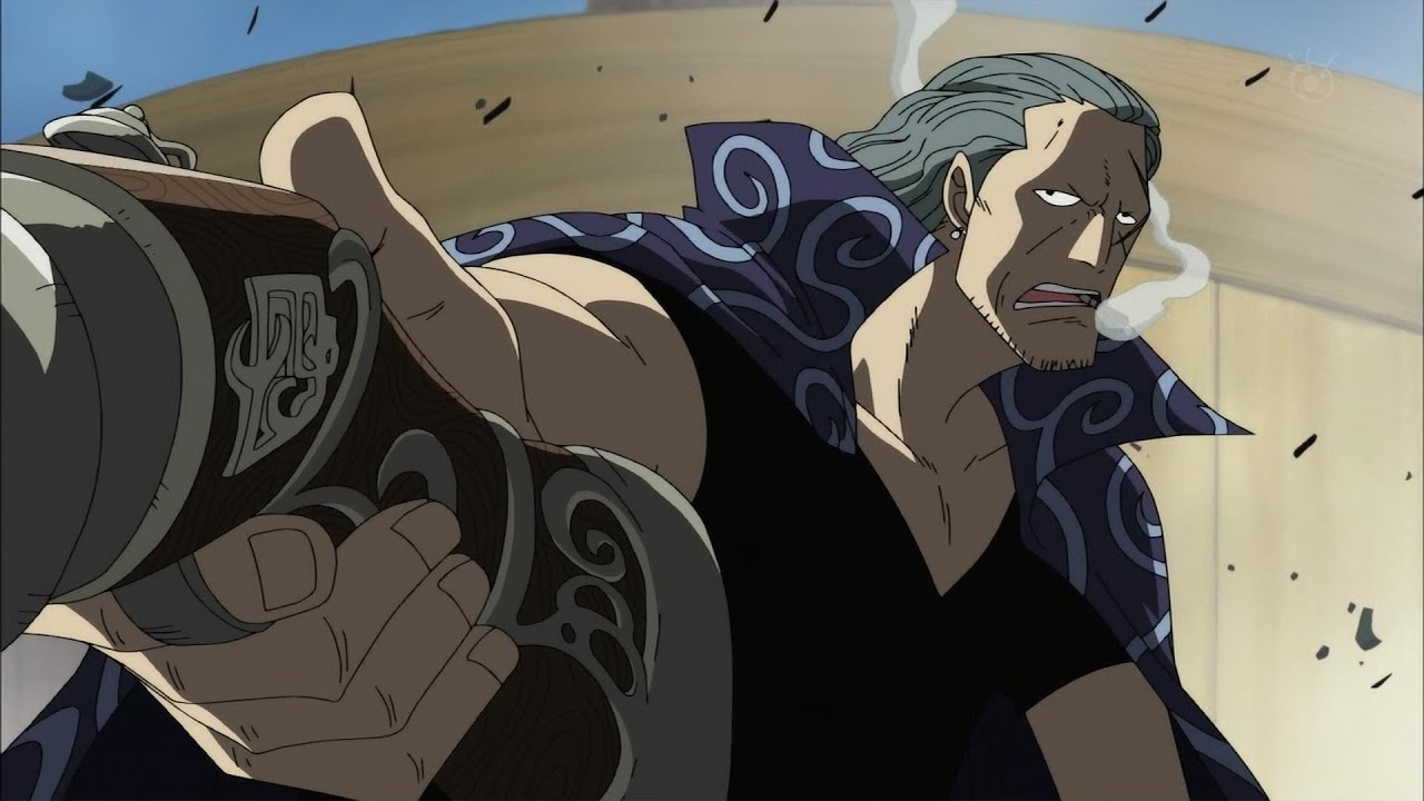 One Piece - Kizaru scared of Benn Beckman - YouTube