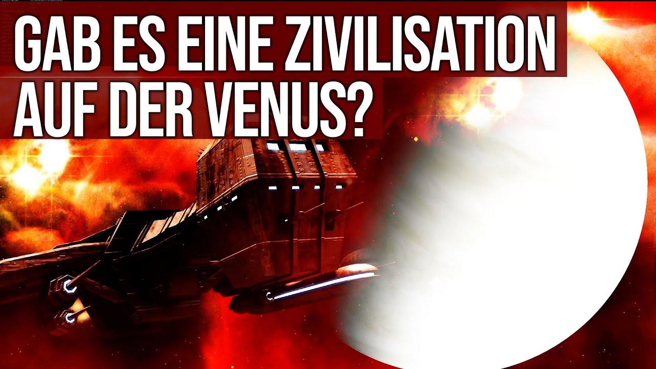 Gab es eine Zivilisation auf der Venus?
