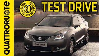 Suzuki Baleno SHVS Ibrida 2016 Test Drive(, 2016-07-22T13:35:13.000Z)