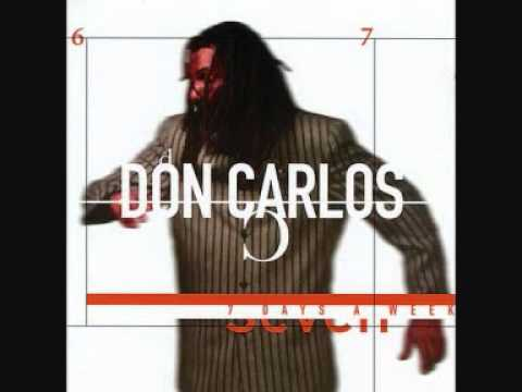 Don Carlos - Baby You Know